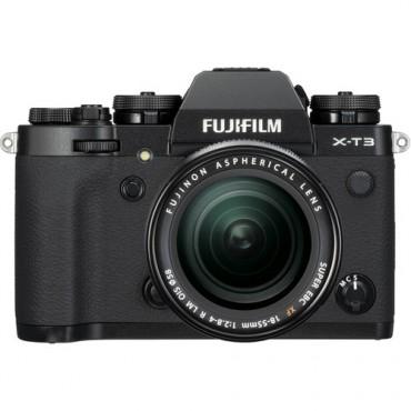 Fujifilm X-T3 Black kit XF18-55mm f/2.8-4 R LM OIS