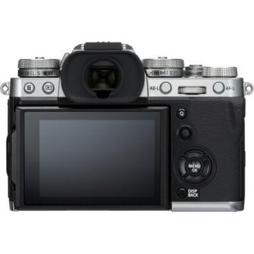 Fujifilm X-T3 silver kit XF18-55mm f/2.8-4 R LM OIS