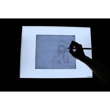 HUION LED PAD A4 (SIN BATERIA)