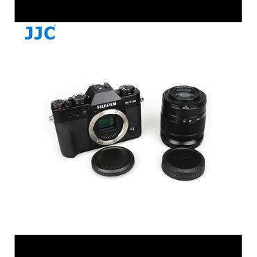 JJC Tapa camara y lente Fujifilm X