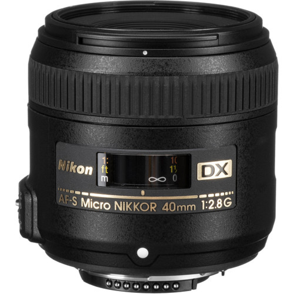 AF-S DX Nikkor  Micro 40mm f/2.8G