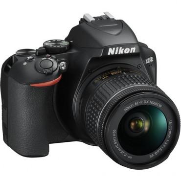Camara Nikon  D3500 DSLR Kit 18-55mm KIT Box