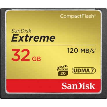 Sandisk CF extreme  32GB