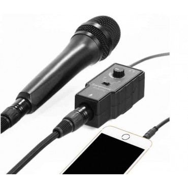 Saramonic Adaptador Para Smartphone  SmartRig II