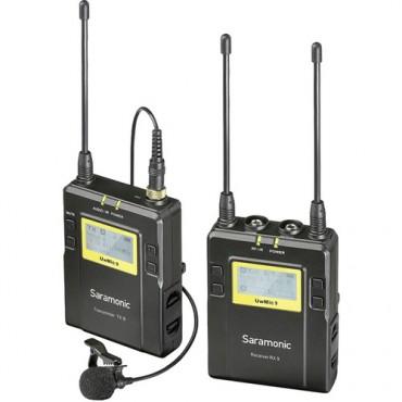 Saramonic Microfono inalambrico UwMic9 / TX9 + RX9