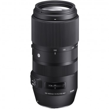 Sigma 100-400mm F5-6.3 Cont DG OS HSM Canon