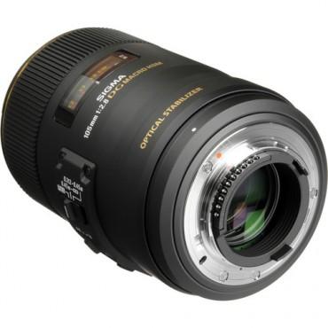 Sigma 105mm F2.8 EX DG Macro OS Nikon