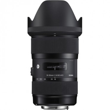 Sigma 18-35mm F/1.8 ART Canon