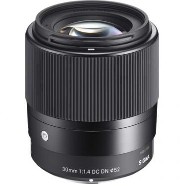 Sigma 30MM F/1.4 DC DN Sony