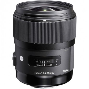 Sigma 35mm f/1.4 ART DG HSM SONY MOUNT A