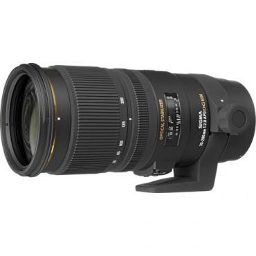 Sigma 70-200mm CANON F2.8 APO EX DG OS HSM