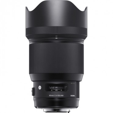 Sigma 85mm F/1.4 ART Canon