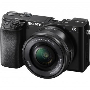 Sony Alpha A6100 Kit 16-50mm (ILCE-6100L)