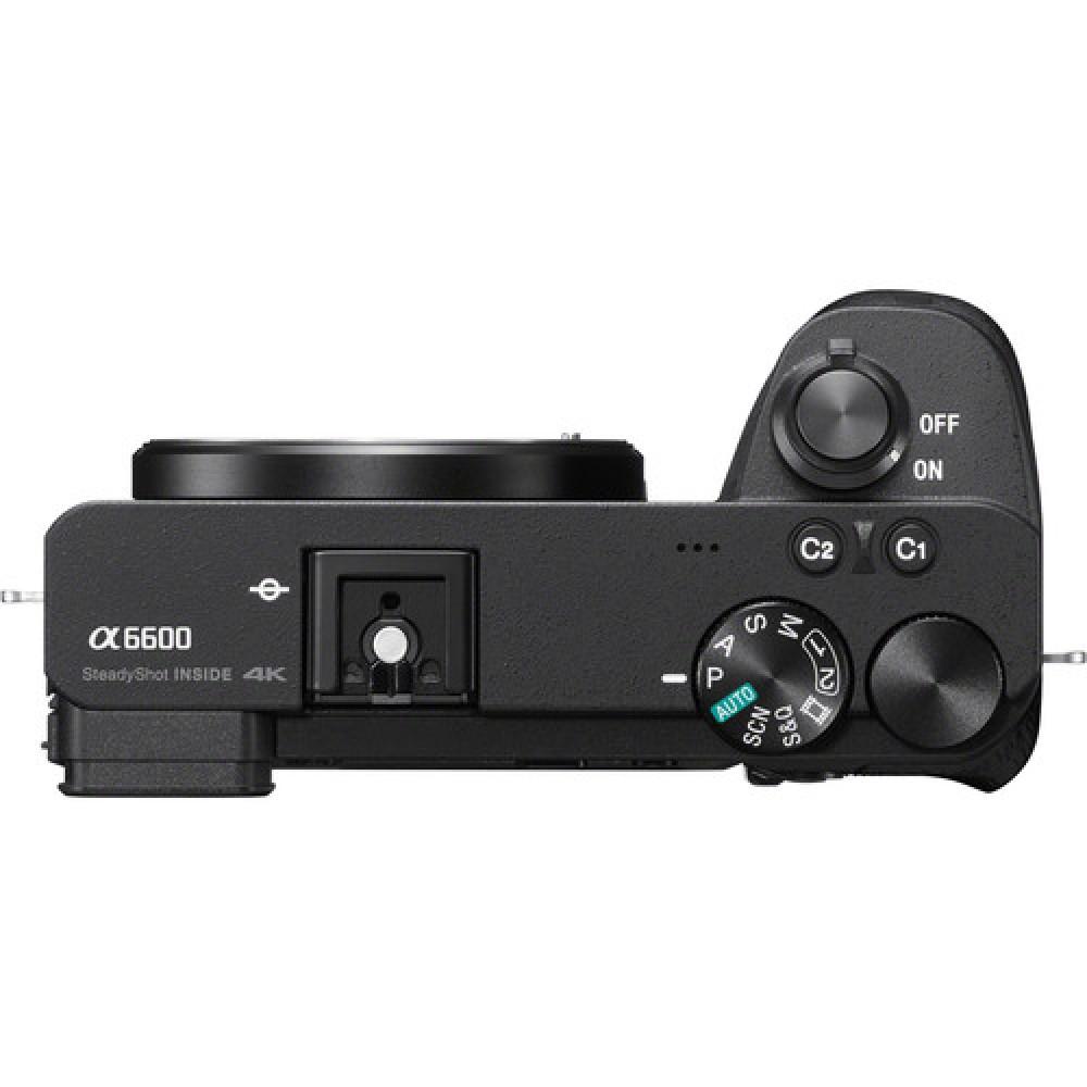 Sony Alpha A6600 Solo Cuerpo
