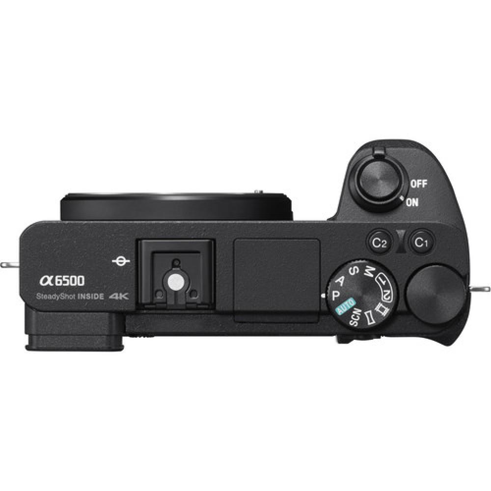 Sony Alpha A6500 Solo cuerpo