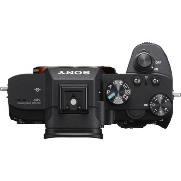 Sony Alpha A7 III Solo cuerpo