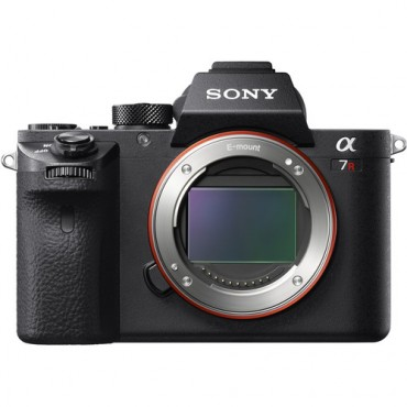 Sony Alpha A7 R II Solo Cuerpo