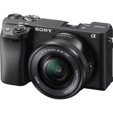 Sony Alpha 6400 kit EPZ 16-50mm F3.5-5.6 OSS