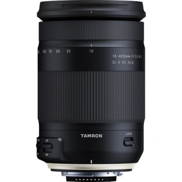 Tamron 18-400mm F/3.5-6.3 DiII VC HLD Canon