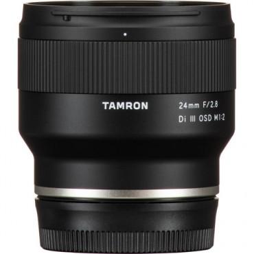 Tamron 24mm. F/2,8 Di III OSD Macro 1:2 Sony
