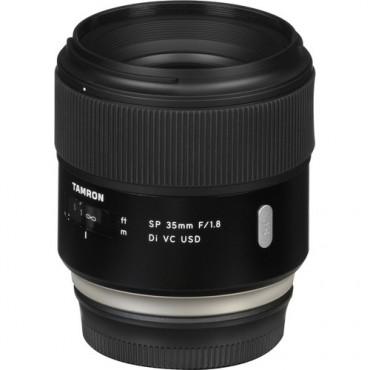 Lente Tamron SP 35mm F/1.8 Nikon
