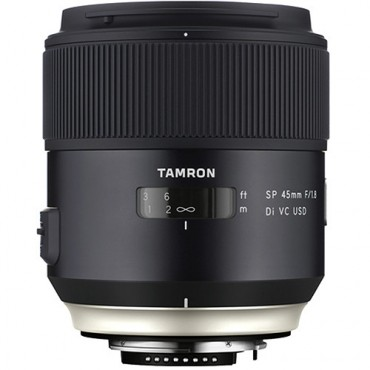 Lente Tamron SP 45mm F/1.8 Nikon