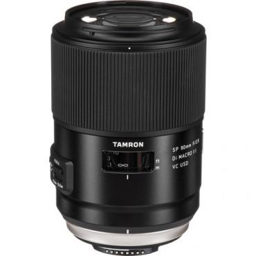 Lente Tamron SP 90mm F/2.8 Nikon