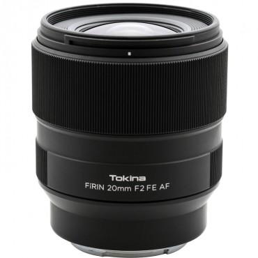 Tokina Firin AF 20mm Sony E