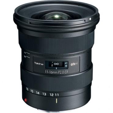Tokina ATX-i 11-16mm F2.8 CF Canon