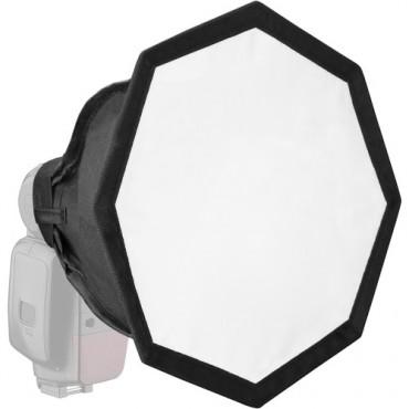 Vello  Octa softbox portable flash 20cm
