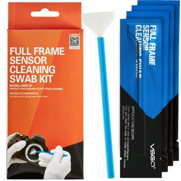 VSGO Paletas Limpia Sensor Full frame DDR-23