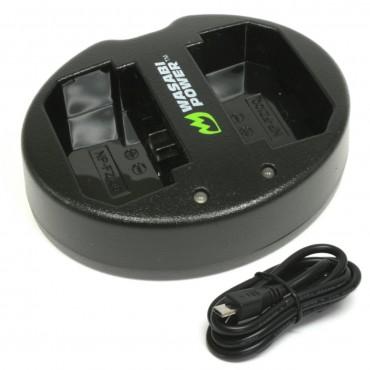 Wasabi Power  Cargador Dual FZ100