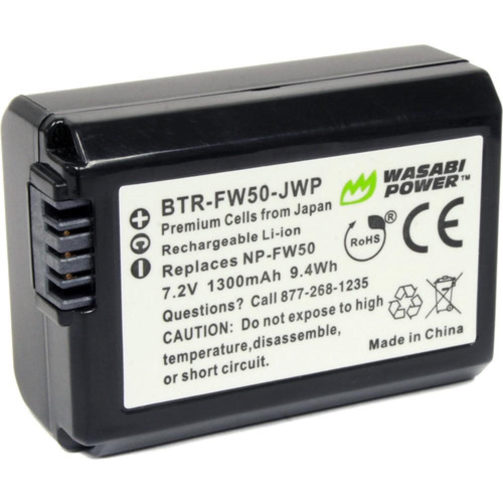 Wasabi Power  Bateria FW-50
