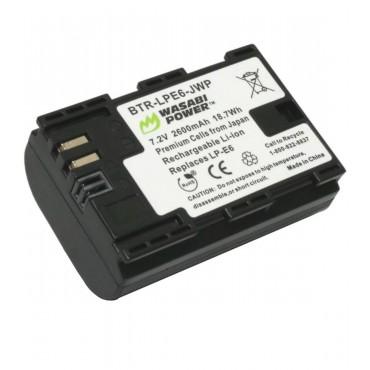 Wasabi Power  Bateria LP-E6
