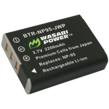 Wasabi Power  Bateria NP-95