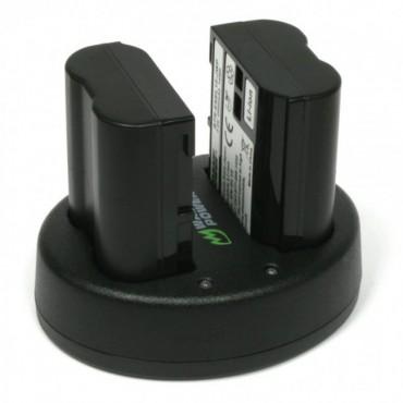 Wasabi Power  Bateria Kit EN-EL15