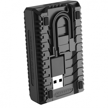 Cargador Dual-Slot Nitecore Sony FW-50