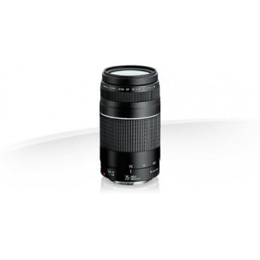 Canon EF 75-300 F/4-5.6 III