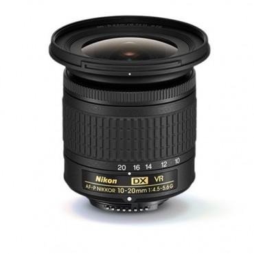 AF-P Nikkor   10-20mm f/4.5-5.6G VR