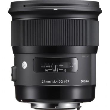 Sigma 24mm f/1.4 ART Nikon