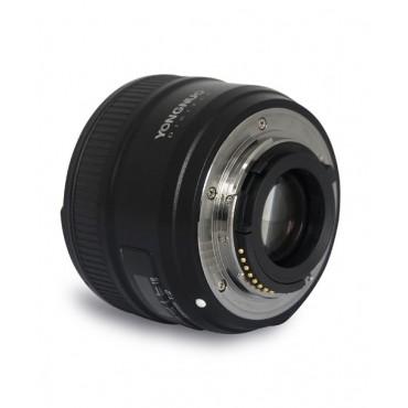 Lente Yongnuo 35mm f/2 F Nikon