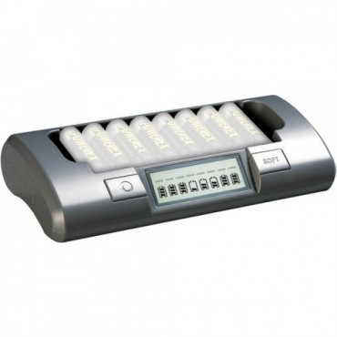 Powerex  MH-C800S-E Cargador Inteligente  x 8AA o 8AAA