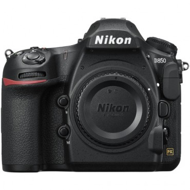 Camara Nikon  D850 solo cuerpo  FX