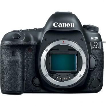 Camara Canon EOS 5D Mark IV Solo cuerpo