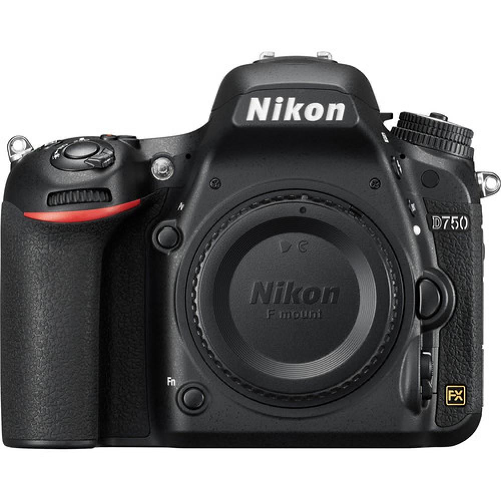 Camara Nikon D750 Solo cuerpo
