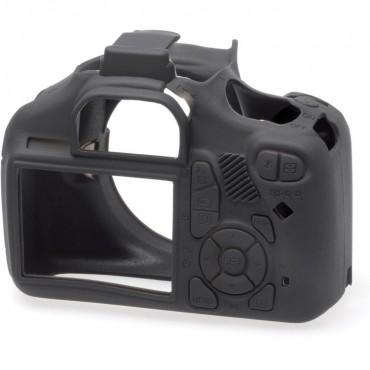 Funda Silicona Easy cover Canon T3 Negra