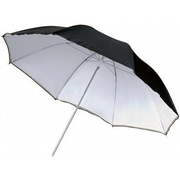 Paraguas reflector blanco 110cm mircopro