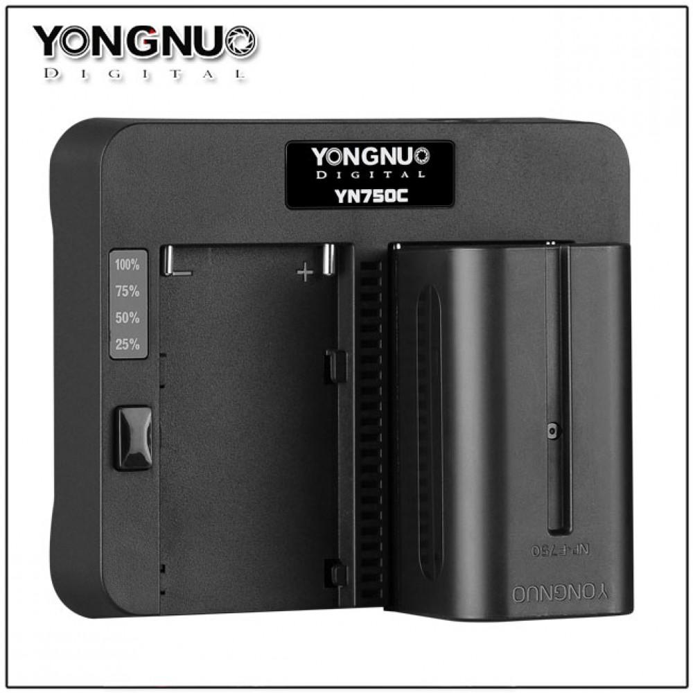 Cargador Rapido yongnuo YN750C