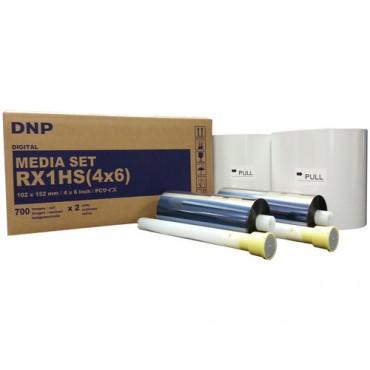 Insumo Fotolusio DNP RX RX1 4x6 (Foto 10X15 y 5x15 cm )