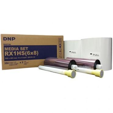 Insumo Fotolusio DNP RX RX1 6x8 (Foto 15x20 y 10x15 cm)